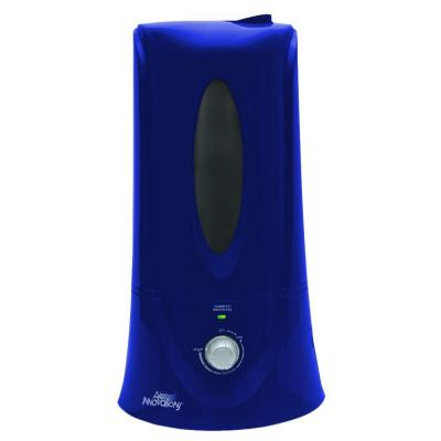 1.1 Gal. Clean Mist Ultrasonic Humidifier - Deep Blue